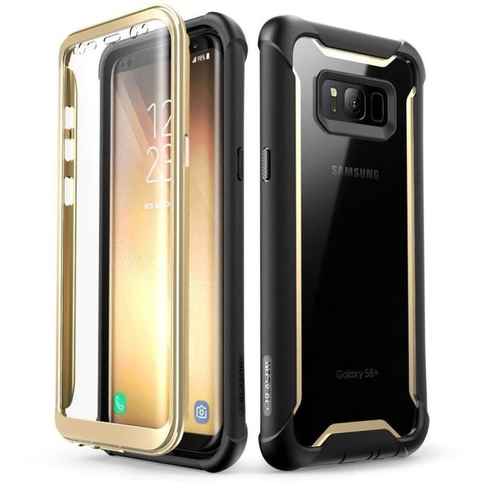 For Samsung Galaxy S8 plus - Ares Series Full-body Rugged Bumper Case W/