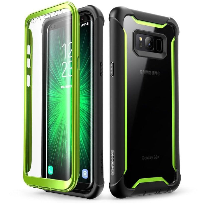 For Samsung Galaxy S8 - Ares Series Rugged Clear Bumper Case
