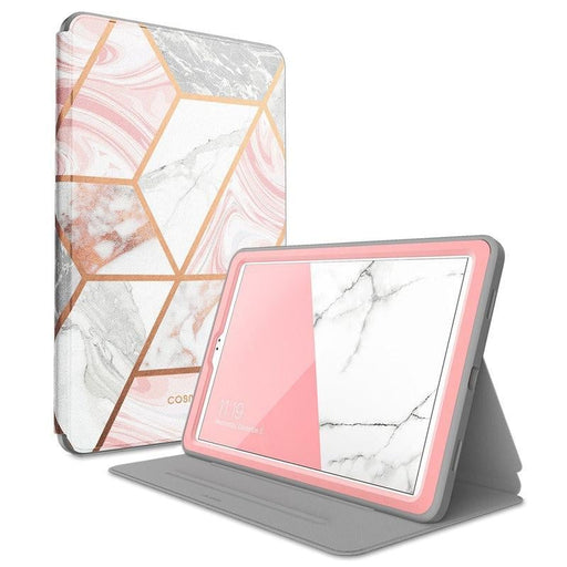 For Samsung Galaxy Tab A 10.5 Case 2018 (SM-T590/T595/T597) i-Blason Cosmo Full-Body Hybrid Cover with Built-in Screen Protector