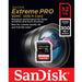 Sandisk 32gb Extreme Pro 300/260rw Uhs-ii/ U3 Sdsdxpk-032g -