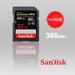 Sandisk 32GB Extreme Pro 300/260RW UHS-II/ U3 SDSDXPK-032G