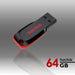 Sandisk Cruzer Blade CZ50 64GB USB Flash Drive