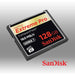 Sandisk Extreme Pro Cfxp 128gb Compactflash 160mb/s