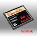 Sandisk Extreme Pro Cfxp 64gb Compactflash 160mb/s