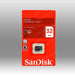 Sandisk Microsd Sdq 32gb - Electronics > Back Up & Storage