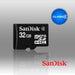 SanDisk microSD SDQ 32GB
