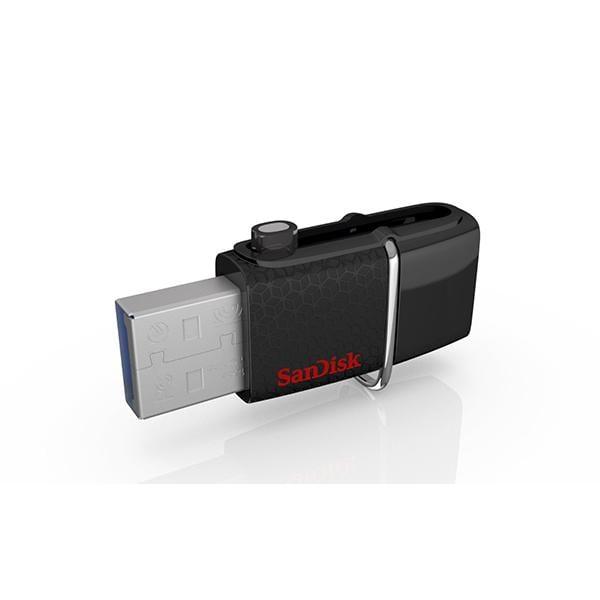 Sandisk Sddd2-016g Otg-16g Ultra Dual Usb 3.0 Pen Drive -