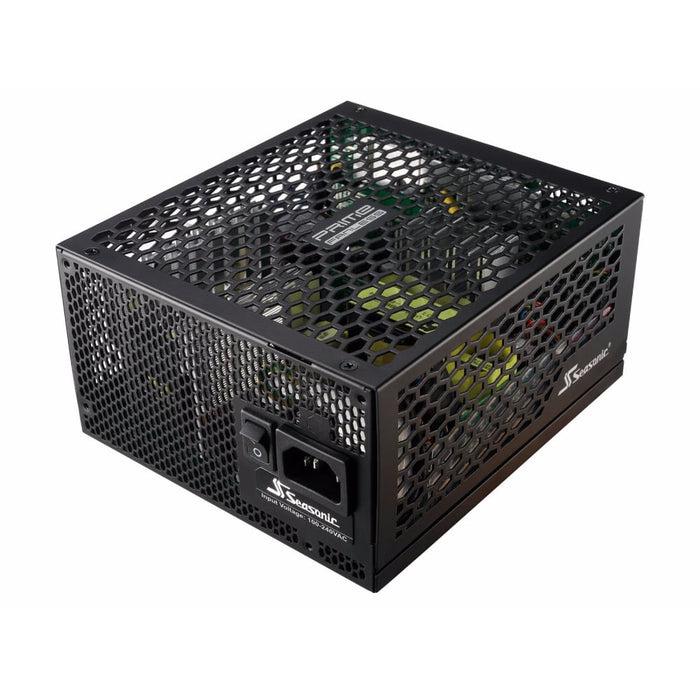 SeaSonic 600W PRIME Titanium Fanless PSU (SSR-600TL)