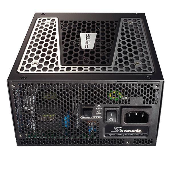 Seasonic 650w Prime Ultra Titanium Psu (ssr-650tr) -