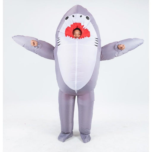 Shark Inflatable Costume