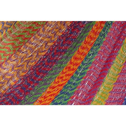 Single Size Cotton Mexican Hammock in Mexicana Colour - Home