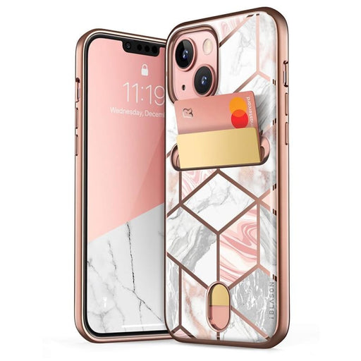 I-BLASON For iPhone 13 Case 6.1 inch (2021 Release) Cosmo