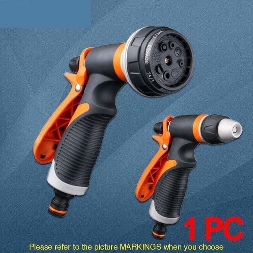 Spray Lawn Watering Multi-function Car Wash High Pressure Durable Hand-held Tools Hose Sprinkle Water Nozzle Garden