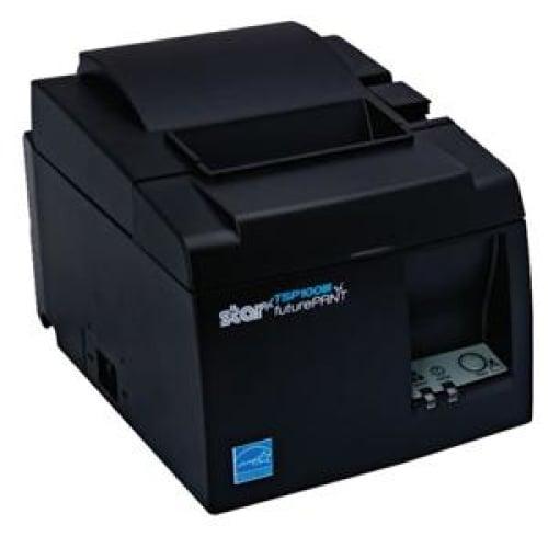 Star TSP143IIIBI Grey Bluetooth Thermal Receipt Printer POS