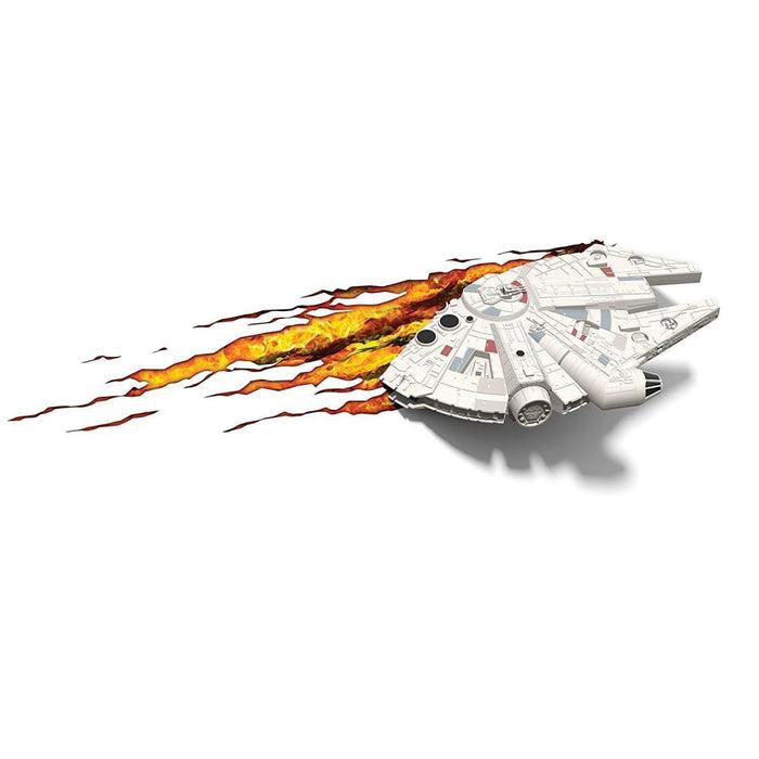 Star Wars Millennium Falcon 3D Deco Light goslash fast delivery fast delivery