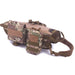 Tactical Waterproof Dog Modular Harness Dog Vests Camo / S