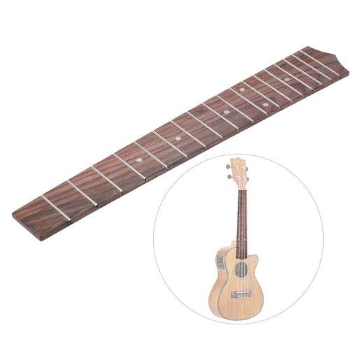 26 Inch Tenor Ukulele Fretboard Rosewood Wood Hawaiian Guitar Fretboard Fingerboard 18 Frets