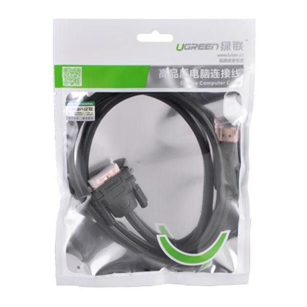 Ugreen Dp Male to Dvi Male Cable 5m (10223) - Electronics >