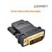 UGREEN DVI (24+1) Male to HDMI Female adapter (20124)