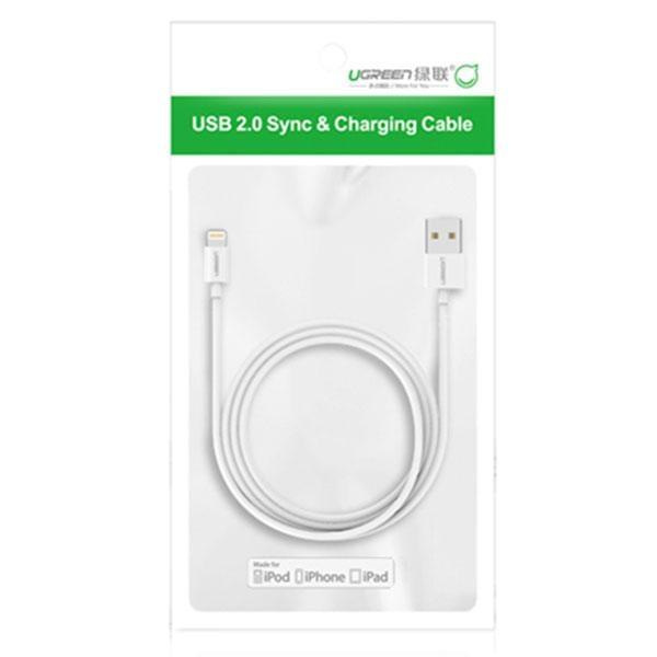 Ugreen Lighting to Usb Cable 1m (20728) - Electronics >