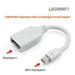 UGREEN Mini Displayport Male to Displayport Female adapter (10445)