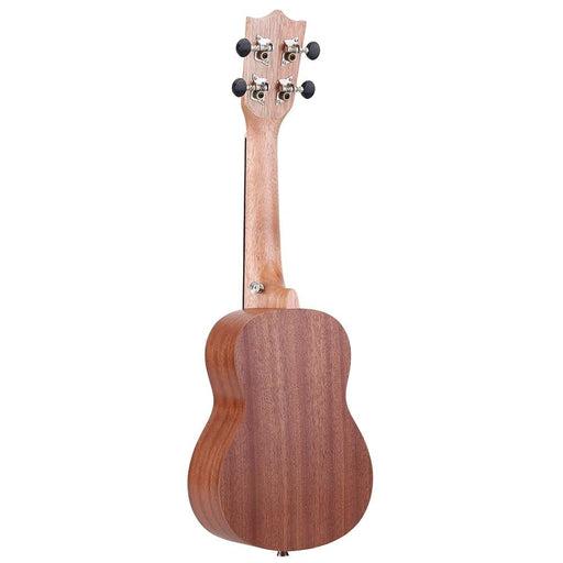 ammoon Ukulele 21 Mini Acoustic Guitar Sapele Concert Ukelele 15 Frets 4 String Guitar String Instrument