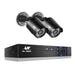 UL Tech 1080P 4 Channel CCTV Security Camera