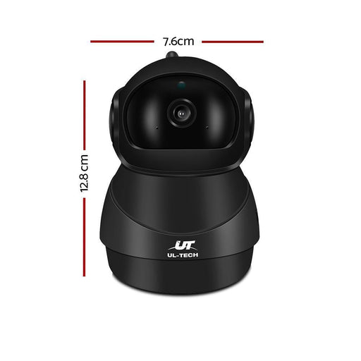 UL-TECH 1080P Wireless IP Camera CCTV Security System Baby Monitor Black goslash fast delivery fast delivery