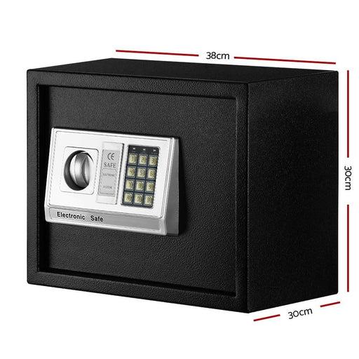 Ul-tech Electronic Safe Digital Security Box 20l - Home &