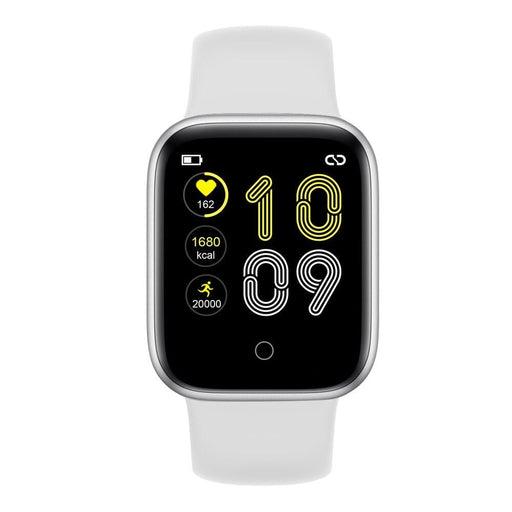 RUNDOING Smart watch Heart rate Blood pressure Fitness tracker Fashion men Sport smartwatch for ladies men