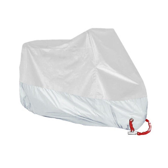 Outdoor Motorcycle Cover Universal UV Protector Scooter All