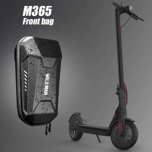 Universal Scooter Bag Electric Scooter Front Bag for Xiaomi M365 ES1 ES2 ES3 ES4 Electric Scooter EVA Hard Shell Storage Bag