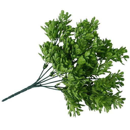 Vivid Green Wide Eucalypts Plant 32cm Uv Resistant - Home &