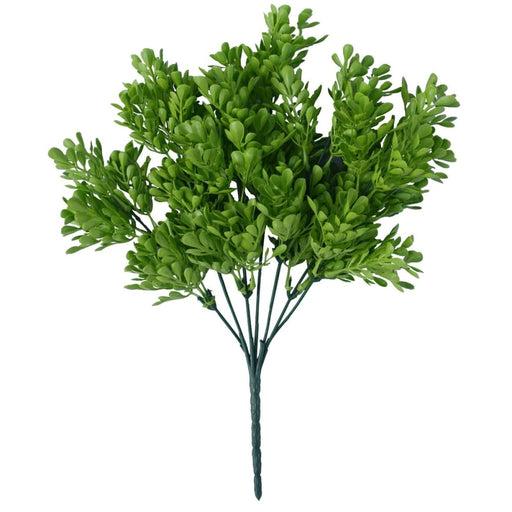 Vivid Green Wide Eucalypts Plant 32cm UV Resistant