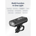 ROCKBROS Waterproof 1800 Lumens LED USB Rechargeable Bicycle