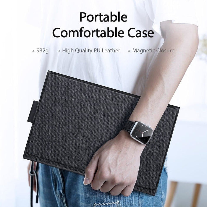 Wireless Bluetooth Touch Keyboard Protective Case for