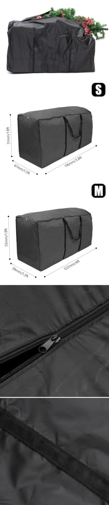 Outdoor Furniture Waterproof Cover Storage Bag Handbag - 3