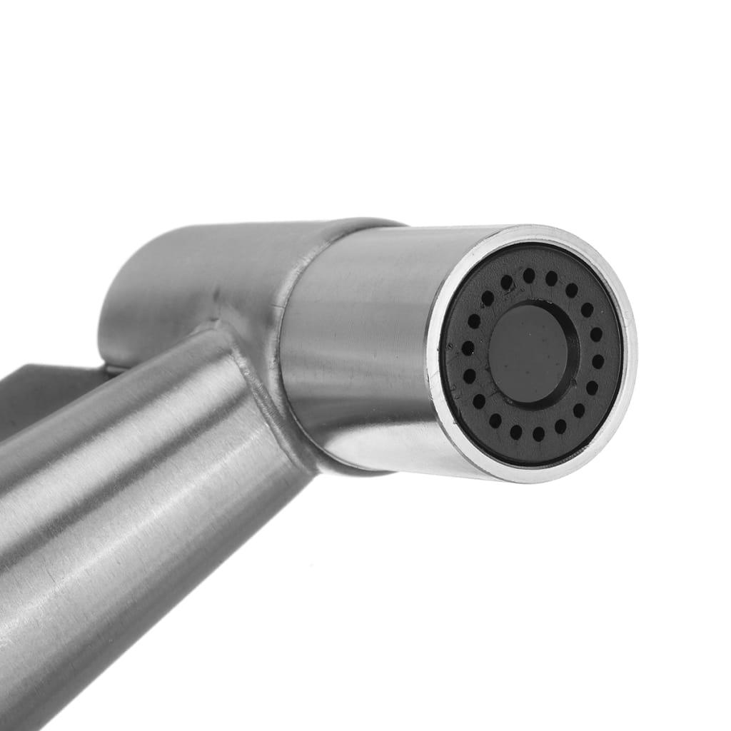 Stainless Steel Toilet Bidet Sprayer Handheld Bathroom