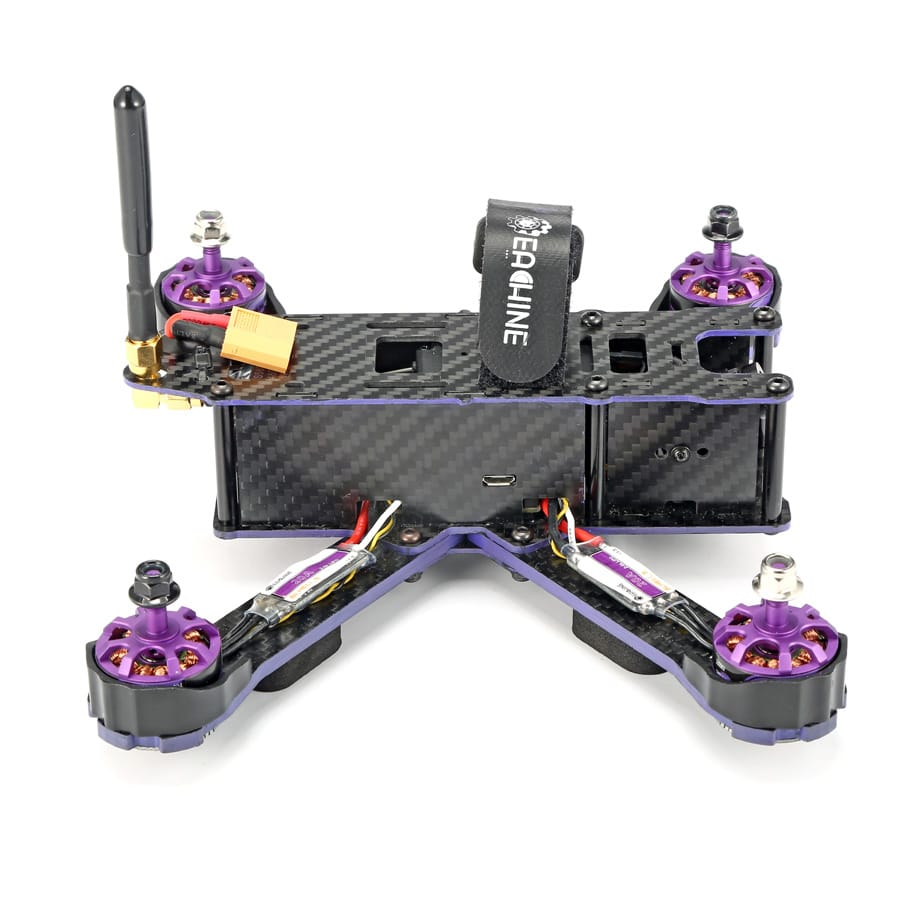 Fpv Racing Rc Drone Blheli_s F3 6dof 2205 2300kv Motors
