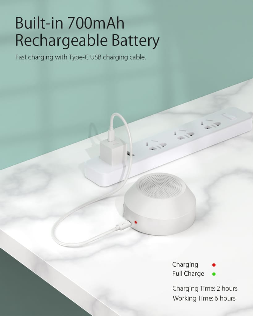 Portable Air Purifier Positive and Negative Ion Air
