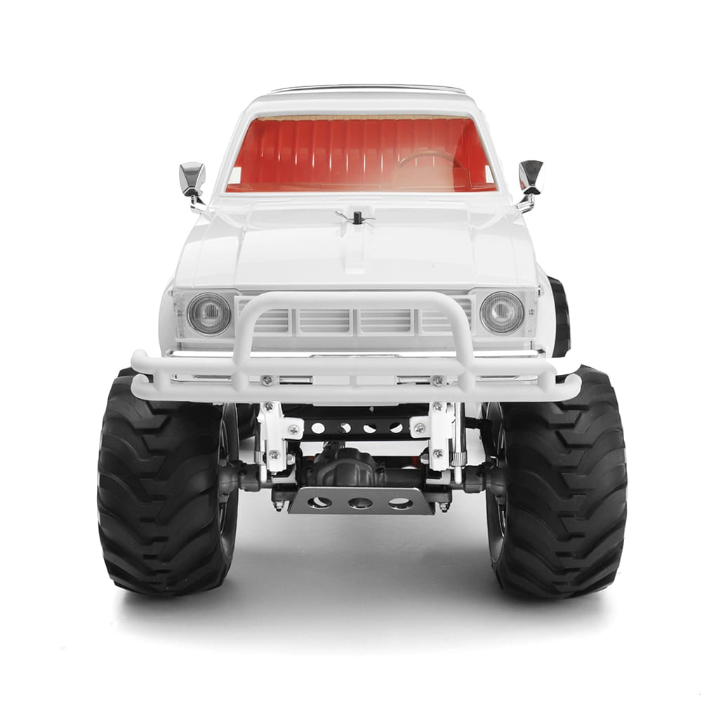 Rc Car for Toyato Metal Truck Rock Crawler Rtr Toy - 2
