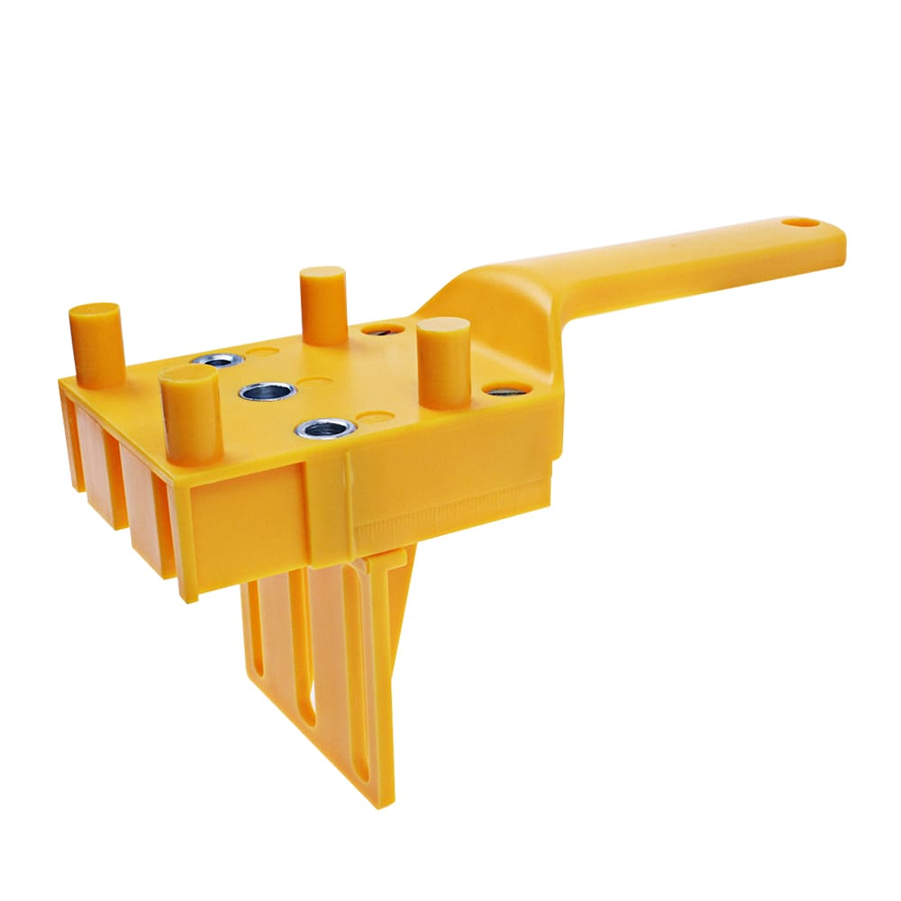 Woodworking Dowel Jig 6 8 10mm Drill Guide Metal Sleeve