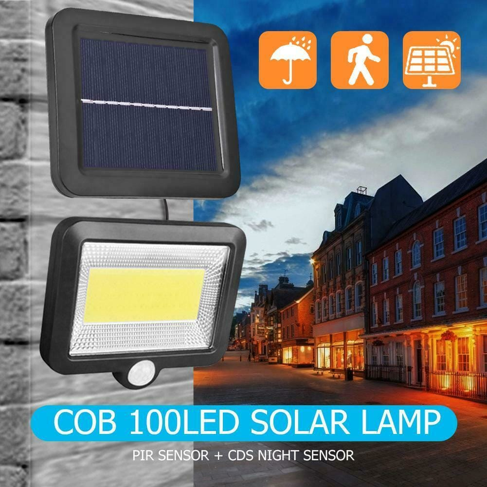 Solar Lamp Outdoor Park Yard Garden Light Camping Light Work