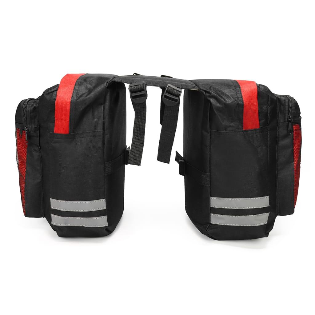 Cycling Bike Luggage Bag Bicycle Rear Rack Seat Saddle Bag -