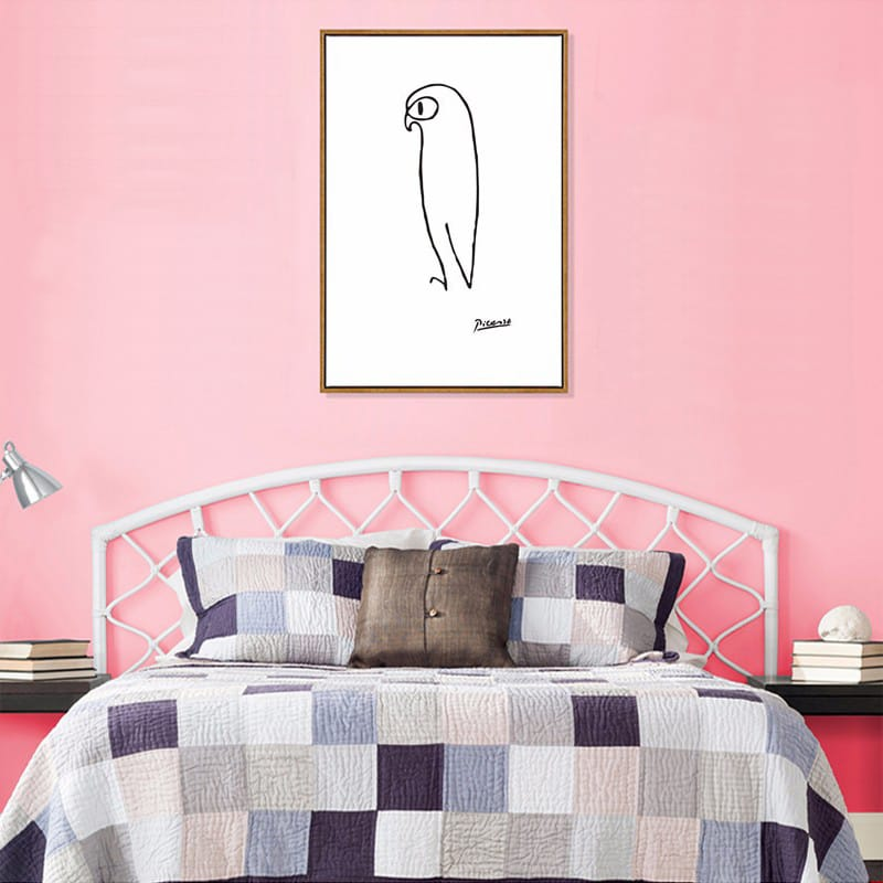 Picasso Poster Hanging Print Canvas Abstract Frameless Wall