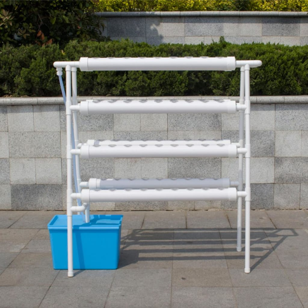 Hydroponic Piping Site Grow Kit Dwc Deep Water Culture