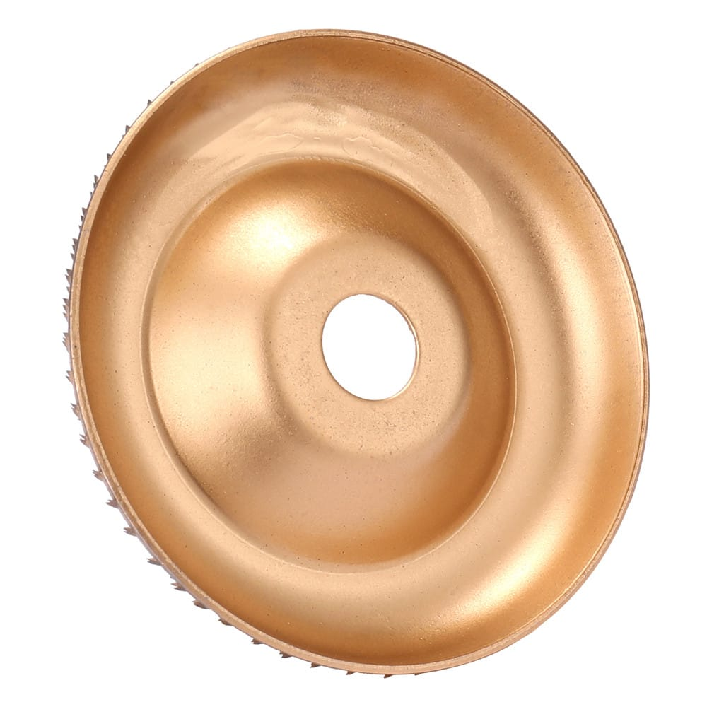 Curve Extreme Shaping Disc Tungsten Carbide Wood Carving - 3