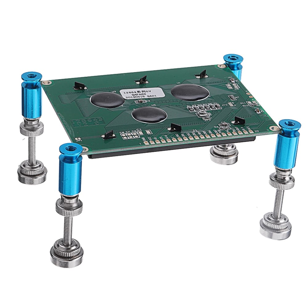 4pcs Column Universal Strong Magnetic Pcb Fixture Soldering