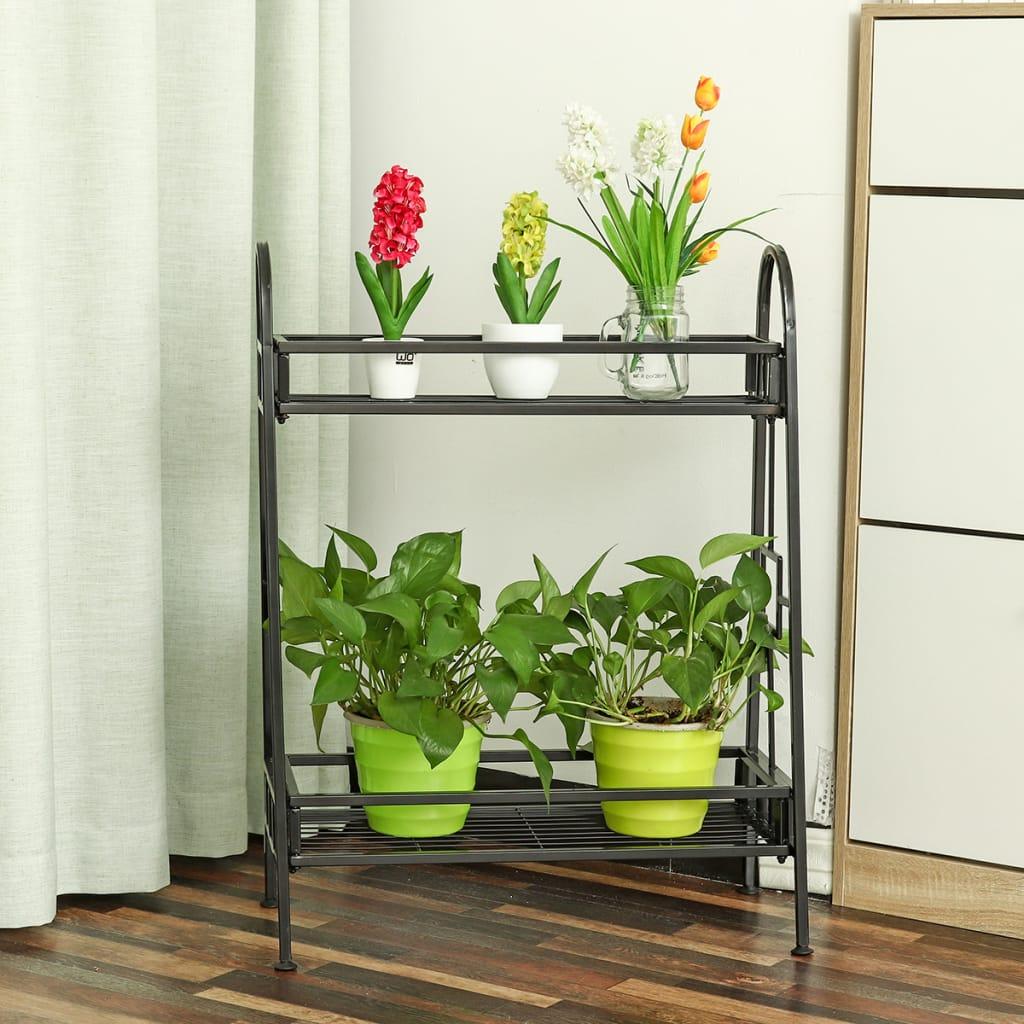 Plants Stand Flower Rack Metal Flower Stand Indoor Plant