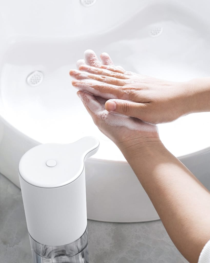 Automatic Foam Soap Dispenser Hand Washing Machine